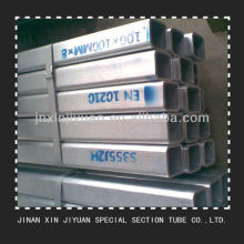 ASTM A53 Galvanized Welded Square Steel Pipe