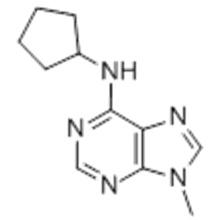 N-0840 (N6-CYCLOPENTYL-9-METHYLADENINE) ADENOSINE A1 SELECTIVE CAS 109292-91-3