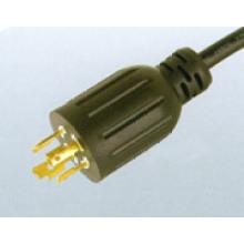 USA UL Netzkabel XH101 20A/250V