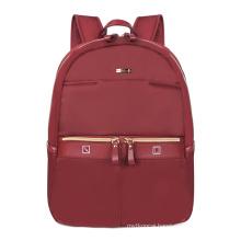 fashion women student promotional school bag laptop backpack
