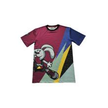 Jersey del estilo del niño para el campo de entrenamiento del balompié y del baloncesto (T5026)