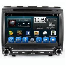 Reproductor de DVD del coche de la pantalla táctil de 2 din Android para JAC Refine S3 2014 2015 2016 Navegación de GPS con la cámara de Bluetooth 4G