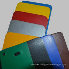 Colorful Excellent Quality PE Plastic Sheet / Board