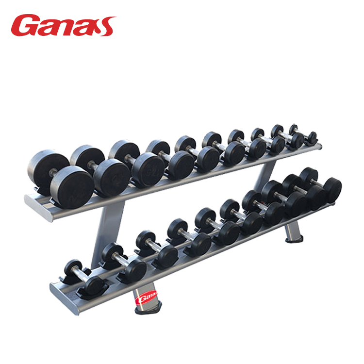 2-Tier Dumbbell Rack 10 Pairs