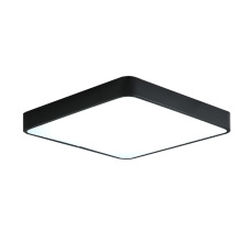 LED ceiling lamp square modern bedroom ceiling lamp