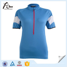 Vestuário de ciclismo para mulheres