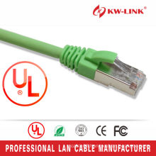 25Years Cable Factory 7*0.16MM BC RJ45 Cat5e Patch Cable