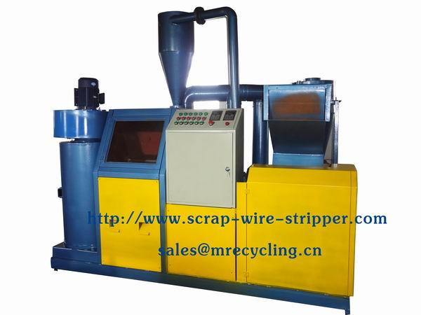 scrap metal equipment