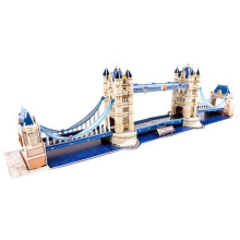 3D London Bridge Puzzle