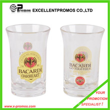 Customized Logo Transparent Plastic Shot Glass for Party Bar (EP-G2012)