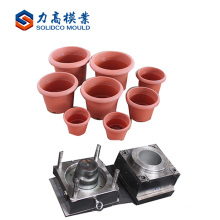 High quality courtyard flower pot mould/plastic injection mould
