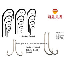 Stainless Steel O′shaughnessy Fishing Hook 34007