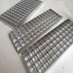 Palam Galvanized Grating Steel