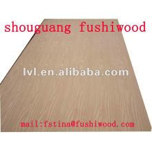 Piezas de muebles de madera