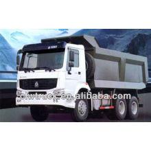 HOWO 40tons tipper truck,371hp dump truck