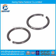 In Stock China Supplier DIN 7993 Stainless Steel With Zinc Plated Roundwire snap rings for shaft