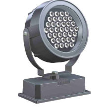 Outdoordoor Light 18W ronde RGB LED Wall Washer