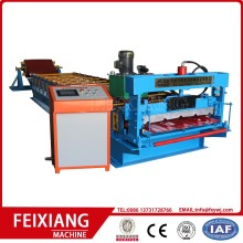 Glasad Tile Roll Forming Machine Manufacturing