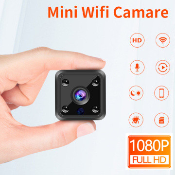 Sesli Ultra HD mini wifi kamera