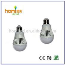 $ 1,1/PC 5W-9W A60 E27 пластиковые Светодиодные лампы