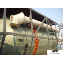 Tanque de FRP para indústria de metalurgia