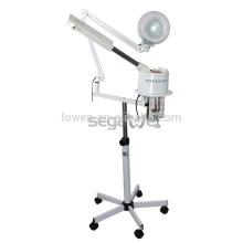 2In1 Facial Steamer 5X Lámpara de aumento Ozone Salon Spa Beauty Equipment YC708