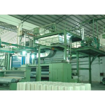 Máquina no tejida PP Spunbond