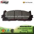 D1222 toyota camry semi-metálico libre shiping muestra almohadilla de freno
