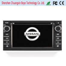 Carro GPS Navigator com MP4 / DVD Player para Nissan New Livna