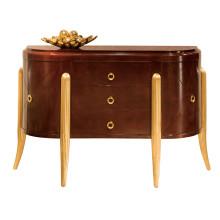 Mobília do hotel do armário do console do hotel de luxo