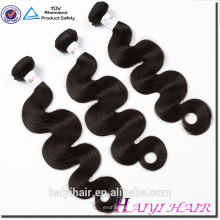 Pelo camboyano de buena calidad Virgin Hair Factory Grado 10A paquetes de cabello humano