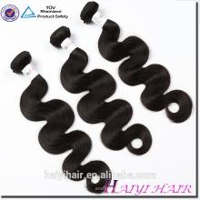 Cheveux cambodgiens Bonne Qualité Vierge Cheveux Usine Grade 10A Faisceaux de Cheveux Humains