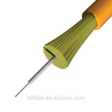 Cable de interior de fibra óptica de un solo modulo g652d LSZH 3.0mm