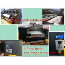 avec 4 imprimantes de sublimation de tête Epson