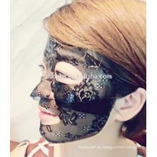 nueva máscara facial de fruta, máscara de hidrogel