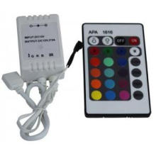RGB 24keys Infrarot LED Controller