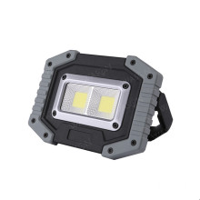 Lámpara de trabajo impermeable COB Flood Light portátil