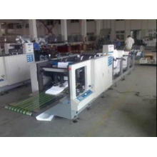 Multi Ply máquina de dobra contínua de papel