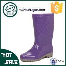 señoras cuña zapatos de lluvia señoras coreanas zapatos de lluvia