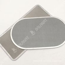 Stainless Steel Square Mesh Dics