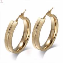 Promise Juli Stainless Steel Hoop Earring Jewelry Design
