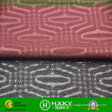 Knitting Yarn Dyed Polyesterspandex Fabric for Casual Jacket