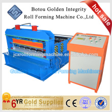 Hydraulic PLC Control Metal Roofing Sheet Curve Machine
