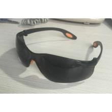 (GL-029) Lunettes de sécurité, protection UV, anti-impact, anti-brouillard, Anti-Scratch avec cadres en vinyle, Sans certificat