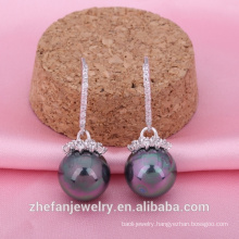 cage for pearls beautiful earring designs for women earring pearl