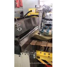 Máquina de fazer tampa inferior de balde de tinta de metal