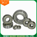 Singel Row Deep Groove Ball Bearing 6003zz