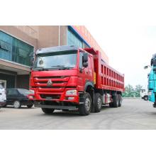 Hot-Selling Large Loading Capacity 8x4 HOWO Dump Truck