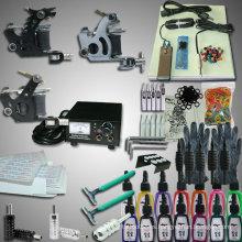 Nueva fuente del kit del tatuaje de la alta calidad 2012