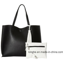 New Arrival Bag in Bag Ladies Fashion Tote (ZXS0076)